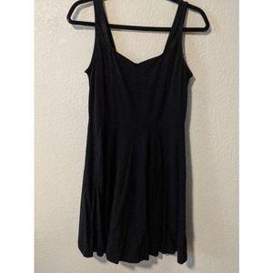 Express Mini Black dress